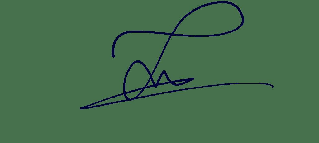 Md. Omar Faruk signature