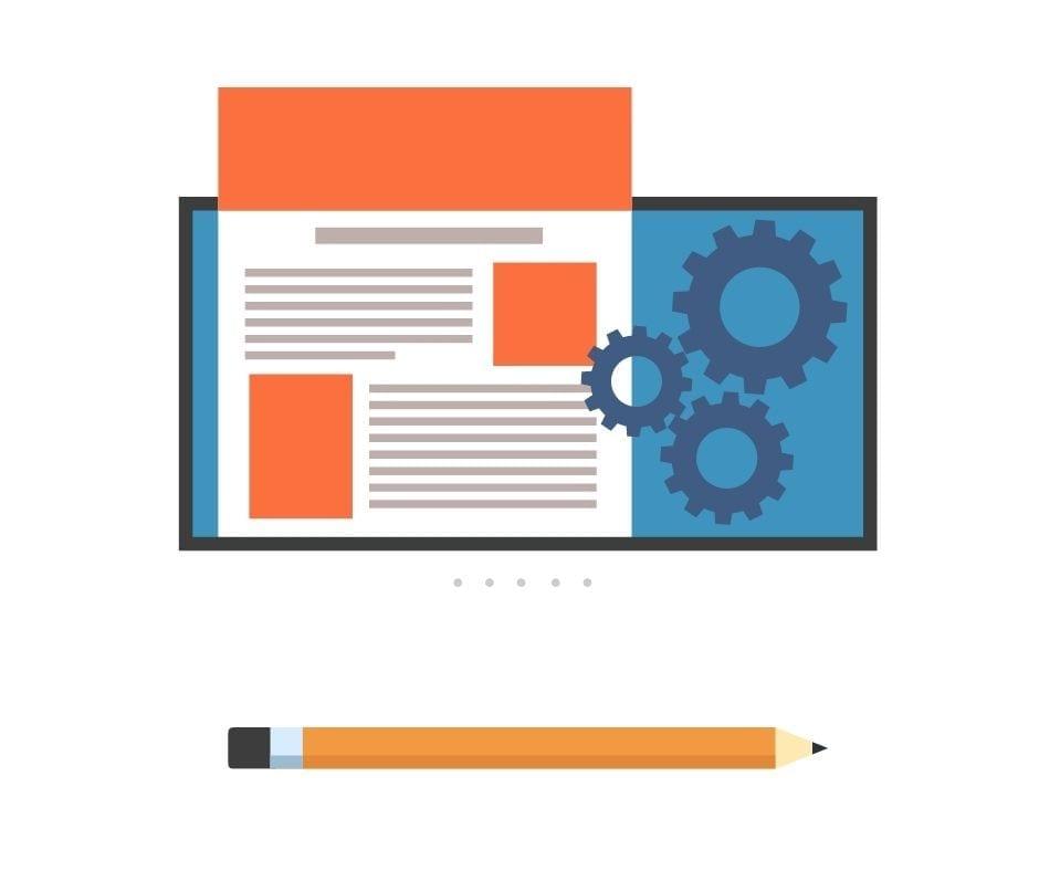 affiliate Website design